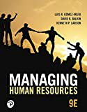 Mylab Management with Pearson Etext -- Access Card -- For Managing Human Resources
