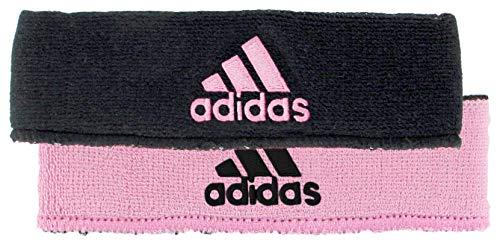 adidas intervalo Reversible Diadema, Niños, Black/Gala Pink/Gala Pink/Black