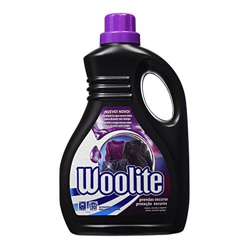 Woolite–Waschmittel flüssig für dunkle Kleidung–1,65l