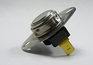 Thermostat Switch - Circuit On At 80°F and Off At 65°F - Large Flange