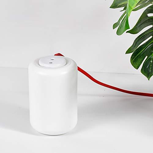 300ML Luftbefeuchter 4 in 1 Raumbefeuchter Humidifier USB Nachtlicht tragbar DE