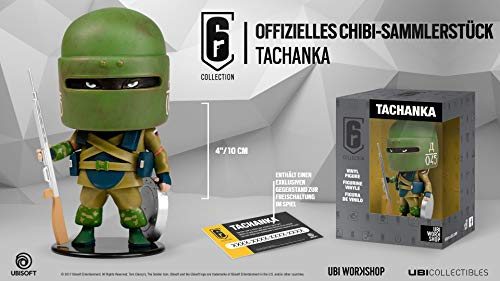 Ubisoft - Figura Six Collection Tachanka Chibi (10 cm)