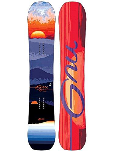 Gnu Damen Freeride Snowboard B-Pro C3 149