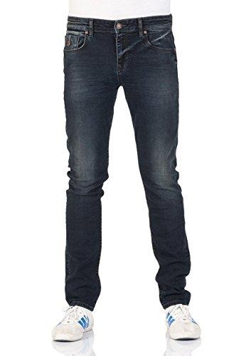 LTB Herren Jeans Joshua Slim Fit Everdine Wash, Größe:W 32 L 30;Farbe:everdine wash-3472