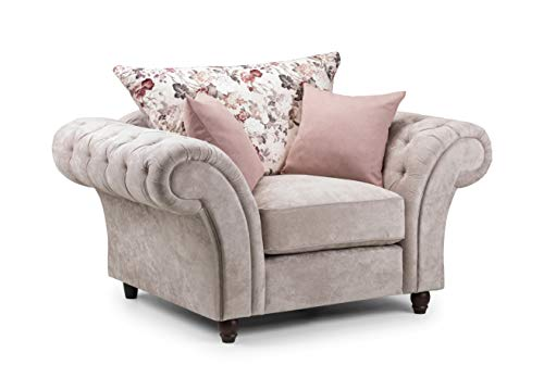 Honeypot - Sofa - Roma Chesterfield - Corner - 3 Seater - 2 Seater - Chair - Footstool (Armchair)