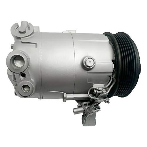 RYC Remanufactured AC Compressor and A/C Clutch FG221