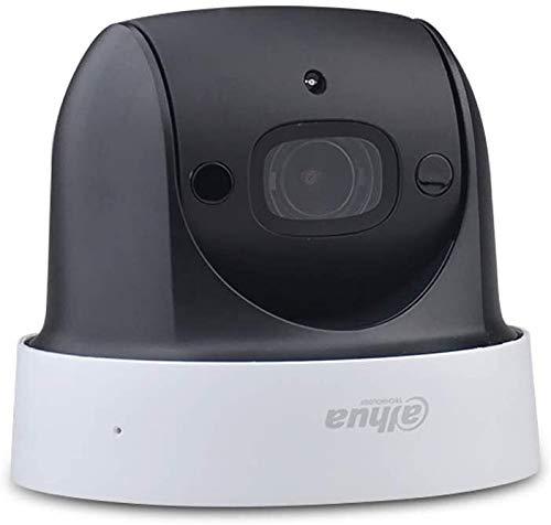 KK Timo Dahua 2MP 4X Starlight IR PTZ Network Camera SD29204UE-GN, 2.7mm~11mm Optical Zoom Built-in Mic,IR 30m Dome IP Camera,Replace SD29204T-GN