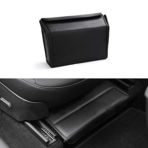 PACEWALKER per accessori Model Y Tesla sotto il sedile anteriore scatola di stoccaggio, interno elegante, conversione accessori
