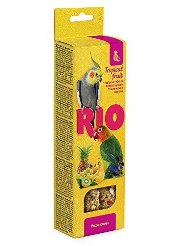 RIO Sticks für Großsittiche mit tropischen Früchten, 150 g