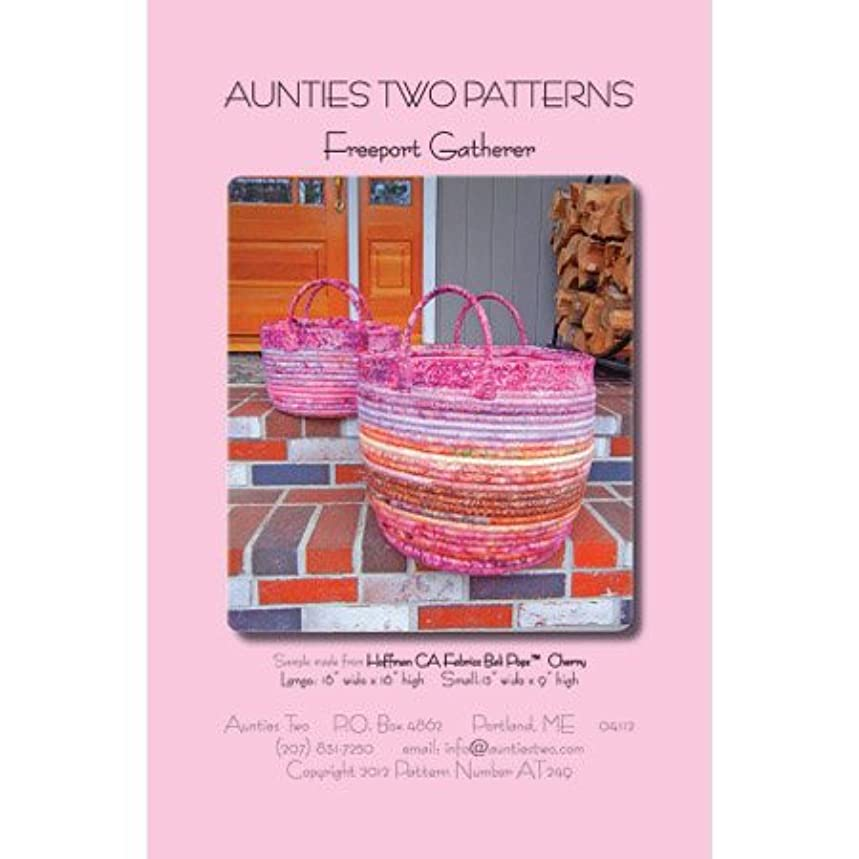Aunties Two Patterns-Freeport Gathering