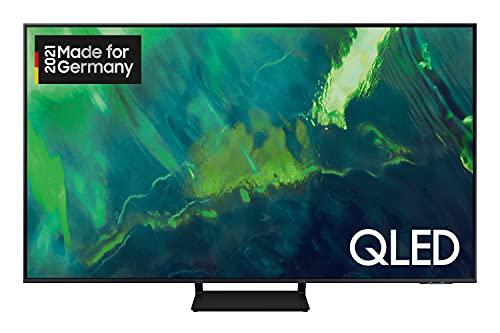 Samsung QLED 4K Q70A TV 65 Zoll (GQ65Q70AATXZG), Quantum HDR, Quantum Prozessor 4K, Motion Xcelerator Turbo+ [2021]