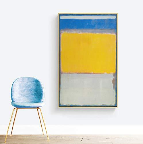 Berühmte Mark Rothko Segram Wandbild Skizze Poster Drucken Ölgemälde Kunst Moderne Dekor Wandkunst Bilder Für Wohnzimmer Schlafzimmer 40 * 60 cm Ohne Rahmen