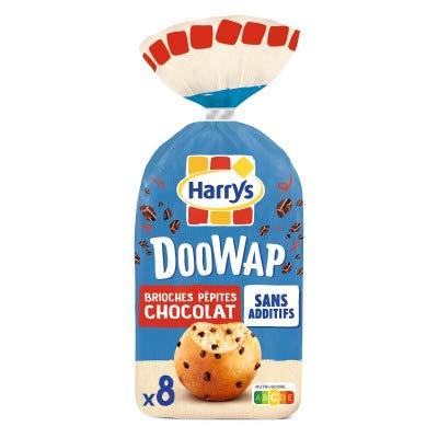 Harry's Brioches pépites chocolat - Le paquet de 320g