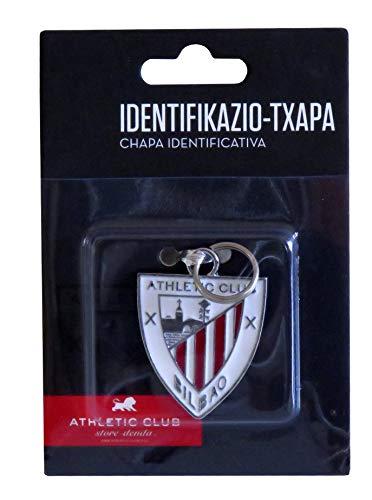 CYP BRANDS-CP-ID-01-AC Chapa Identificativa para Perro Athletic Club, Color (1)
