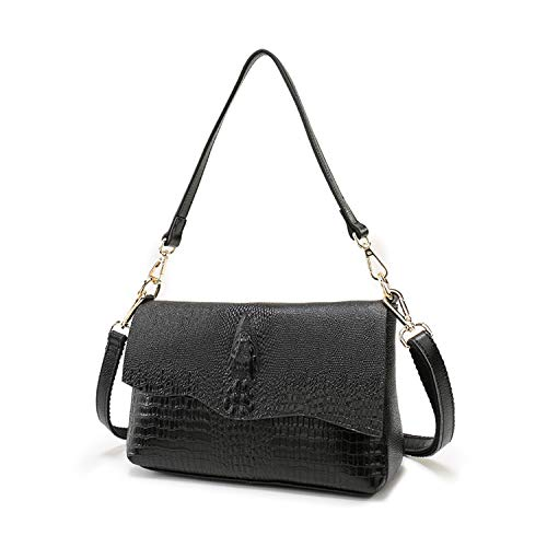 Calfskin Purses and Handbags for Women Classic Designer Soft Leather Crossbody Bags Medium Size Shoulder Bag