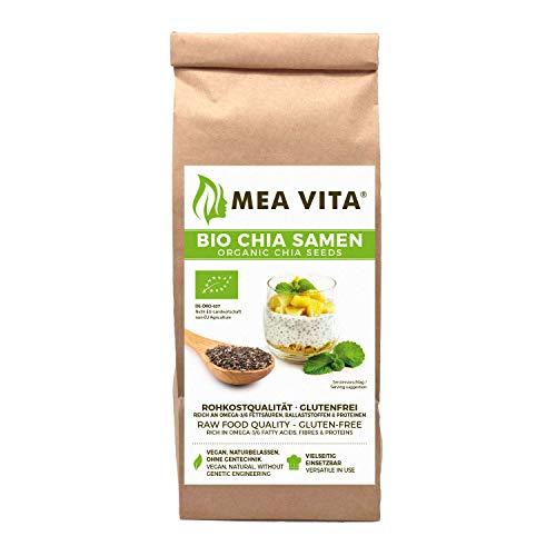 MeaVita Bio Chia Samen, 500 g