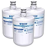 lg water filter lfx25974st - Waterspecialist 5231JA2002A Refrigerator Water Filter, Replacement for LG LT500P, ADQ72910911, GEN11042FR-08, LFX25974ST, ADQ72910901, ADQ72910907, Kenmore 9890, 46-9890 (Pack of 3)