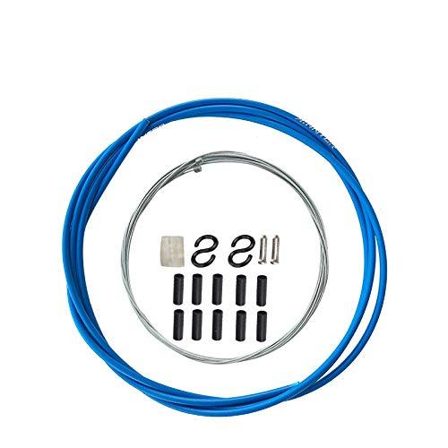 AKANTOR - Cable Universal para Cambio de Bicicleta (Carcasa y Cables), Juego...