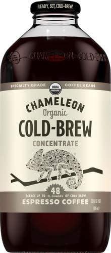 CHAMELEON COLD BREW Organic Espresso Cold Brew Coffee 32 FZ product image