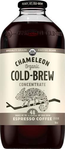 CHAMELEON COLD BREW Organic Espresso Cold Brew Coffee, 32 FZ