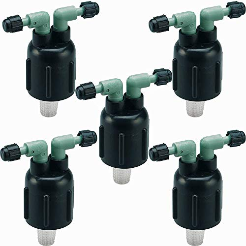 5 Pack - Orbit Two Port Water Drip Manifold for 1/4
