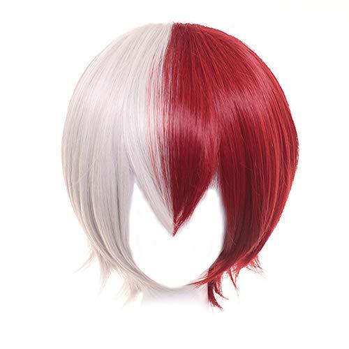 comprar pelucas todoroki on-line