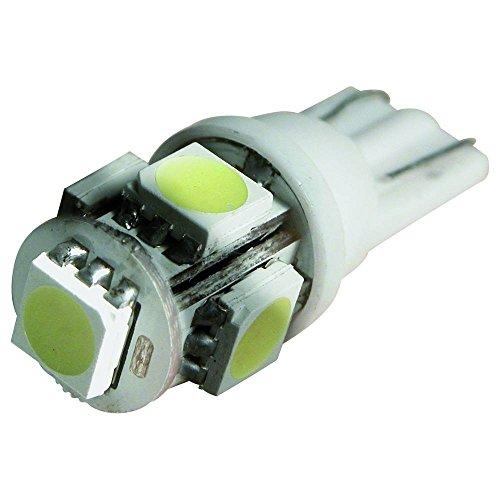 Carpoint 0730303 LED T10 5 SMD 3 Blanche 12V