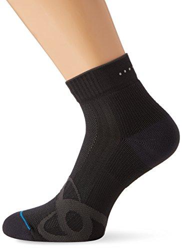 Odlo Socken Socks short RUNNING, Grau (Graphite Grey), 45-47