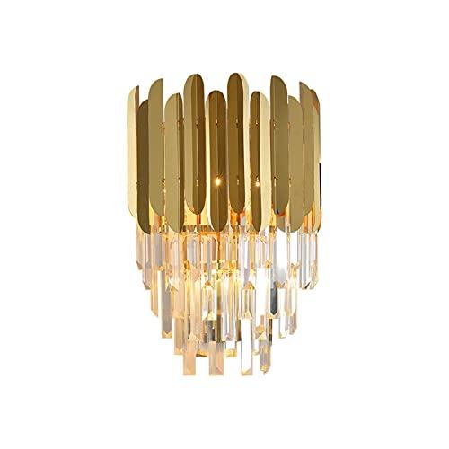 yywl Lámparas de pie Postmoderno Art Deco Acero Inoxidable Cristal de Cristal de mármol LED LED LED LED Lámpara de pie Lámpara de pie Luz del Piso para el Dormitorio Decoración hogareña