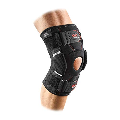 mcdavid level 3 knee brace with dual disk hinges