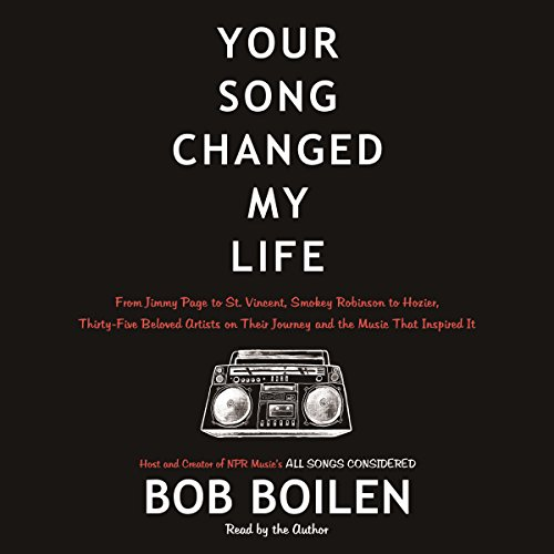 Your Song Changed My Life audiobook cover art