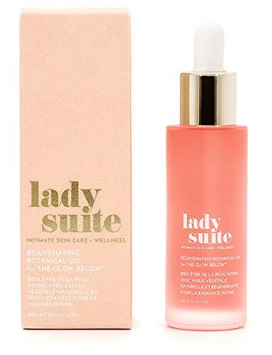 Lady Suite Rejuvenating Botanical Oil For Intimate Skin (1 oz | 30 ml)