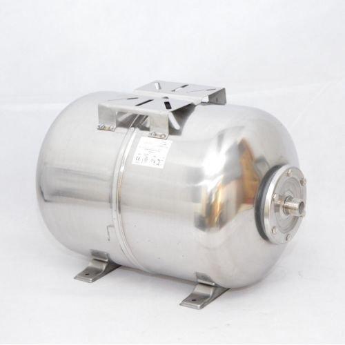 50 l Edelstahl Druckkessel Ausdehnungsgefäß Membrankessel für Hauswasserwerk