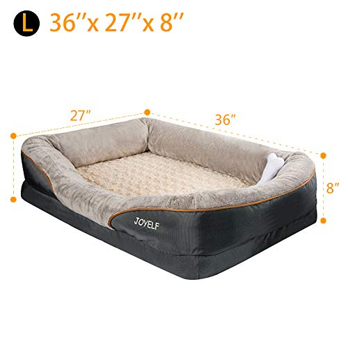 The Best Dog Orthopedic Bed In Canada In 2021 Reviews And Buying Guide