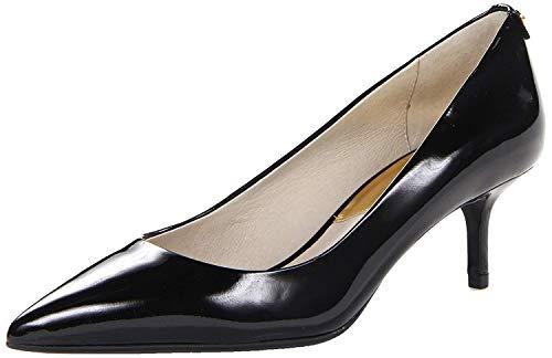 Michael Kors MK-Flex Kitten Pump Femmes Noir Chaussures Pompes EU 37