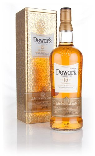 Dewar's 15 Year Old - The Monarch Blended Whisky- IL