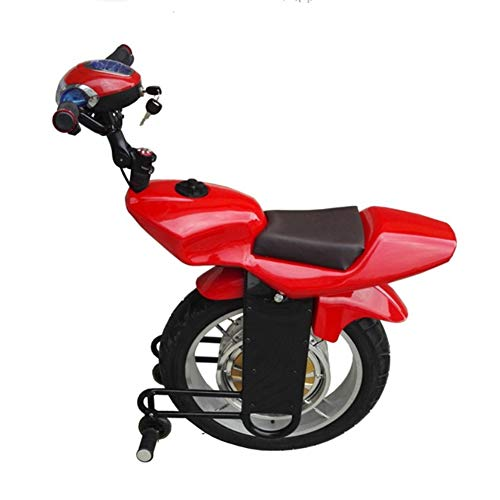 PAUL&F Elektrisches Einrad,Intelligenter Körper, Höchstgeschwindigkeit 25 Km/H, Reichweite 45 Km, Mehrfacher Sicherheitsschutz, Motorleistung 1000 Watt