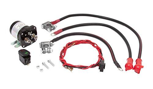 Omix-Ada 17265.01 Dual Battery Relay Kit