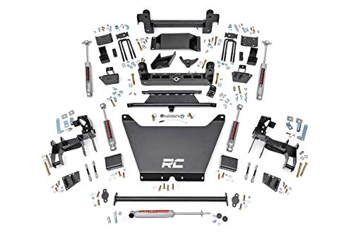 Rough Country 6' Lift Kit (fits) 94-04 Chevy S10 / Sonoma...