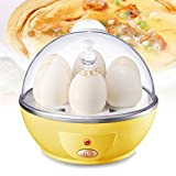 Easy Electric Egg Poacher With Auto Shut Off Feature, Built In Cooking Timer, Suitable for Apartment, Family...