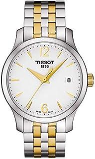 ساعة تيسوت T063.210.22.037 للنساء – رسمية، أنالوج