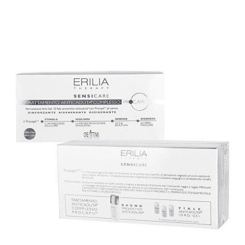 Erilia Sensicare Procapil Trattamento Preventivo Anticaduta 10x8ml