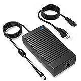 180W Dell Alienware Charger, Max 185W 19.5V 9.5A Dell Charger for Dell Alienware 17 R3/15 R3/15 R2/X51 R2/13/14/M17X/M15X/M14X/X51, Dell Precision: M4600/M4700/M4800/M6300/M6400/M6500/M6600/M6700