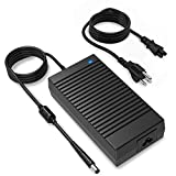 180W Dell Alienware Charger, Max 185W 19.5V 9.5A...