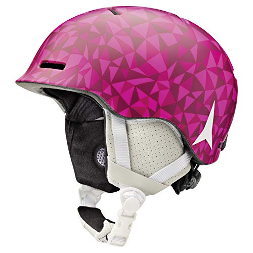 Atomic Mentor JR Kinder-Skihelm, S (53-56 cm), Pink, AN5005582S
