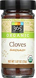 365 Everyday Value, Organic Ground Cloves Ground, 1.87 oz