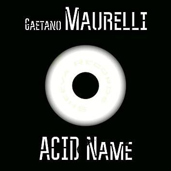 Acid Name