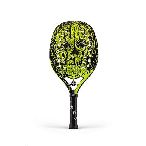 Turquoise Racchetta Beach Tennis Racket Black Death Green 2019