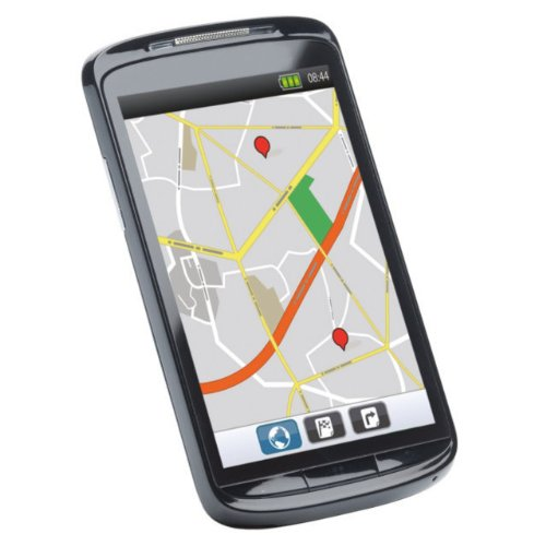 MEDION LIFE P4310 Smartphone Handy (10,9cm (4,3 Zoll) Touchscreen, Android, 5MP Kamera, WLAN, GPS)
