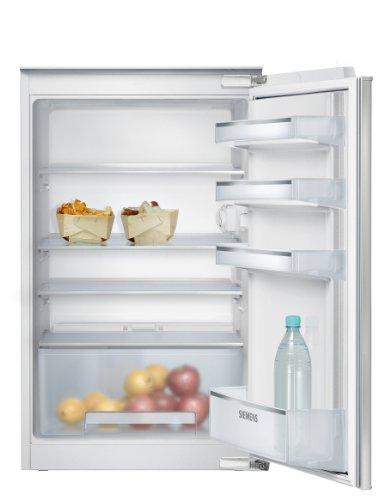 Siemens KI18RV60 iQ100 Einbau-Kühlschrank / A++ / Kühlteil: 150 L / SafetyGlas-Ablagen / Flachschanier